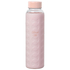 Ted Baker Nude Glass Water Bottle with Silicone Sleeve: Image 1