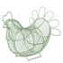 Eddingtons Chicken Egg Basket - Green: Image 1