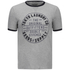 Tokyo Laundry Men's Double Stitched T-Shirt - Light Grey Marl: Image 1