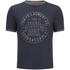 Tokyo Laundry Men's Double Stitched T-Shirt - Mood Indigo Marl: Image 1