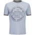 Tokyo Laundry Men's Double Stitched T-Shirt - Starlight Blue: Image 1