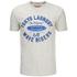 Tokyo Laundry Men's Wave Riders T-Shirt - Oatgrey Marl: Image 1