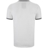 T-Shirt Homme Tiger Lake Brave Soul -Blanc: Image 2
