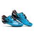 Sidi Shot Carbon Cycling Shoes - Blue Sky/Black: Image 1