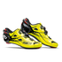 Sidi Shot Carbon Cycling Shoes - Yellow Fluro: Image 1