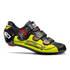 Sidi Genius 7 Cycling Shoes - Black/Yellow Fluro: Image 1