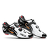 Sidi Wire Carbon Vernice Cycling Shoes - White/Black: Image 1