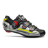 Sidi Genius 7 Cycling Shoes - Steel/Silver/Yellow Fluro: Image 1