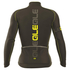 Alé Clima Protection 2.0 3 Season Jacket - Black/Yellow: Image 2