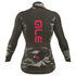 Alé Women's Long Sleeve Jersey - Red/Grey: Image 2