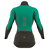 Alé Women's Winter Jacket - Green/Pink: Image 2