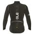 Alé 3 Season Light Jacket - Black/White: Image 2