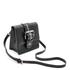 Vivienne Westwood Women's Alex Buckle Small Handbag - Black: Image 3