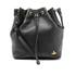 Vivienne Westwood Women's Belgravia Leather Bucket Bag - Black: Image 1