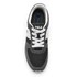 Polo Ralph Lauren Men's Cordell Sportsuede/Gridmesh Trainers - Charcoal Grey: Image 3