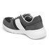 Polo Ralph Lauren Men's Cordell Sportsuede/Gridmesh Trainers - Charcoal Grey: Image 4