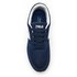 Polo Ralph Lauren Men's Cordell Runner Trainers - Newport Navy: Image 3