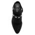 Senso Women's Hanna Suede Heeled Ankle Boots - Ebony: Image 3