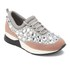 Dune Women's Enigma Runner Trainers - Blush: Image 2