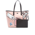 Karl Lagerfeld Women's K/Jet Choupette Shopper Bag - Quartz: Image 8