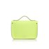 The Cambridge Satchel Company Women's Mini Satchel - Neon Yellow: Image 4