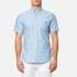 Polo Ralph Lauren Men's Short Sleeve Shirt - Blue: Image 1