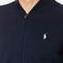 Polo Ralph Lauren Men's Double Knitted Tech Bomber Jacket - Navy: Image 4