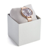 Olivia Burton Women's Poppy Flower Rose Gold Mesh Watch - Rose Gold: Image 4