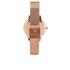Olivia Burton Women's Rose Gold Mesh Bracelet Watch - Rose Gold: Image 2