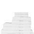 Restmor 100% Egyptian Cotton 7 Piece Supreme Towel Bale Set (500gsm) - Multiple Colours Available: Image 6