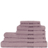Restmor 100% Egyptian Cotton 7 Piece Supreme Towel Bale Set (500gsm) - Multiple Colours Available: Image 3