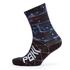 PBK Race High Cuff Socks - Ocean Blue: Image 1
