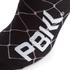 PBK Race High Cuff Socks - Ocean Blue: Image 3