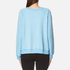 Wildfox Women's There's Always Tomorrow Sweatshirt - Pool Blue: Image 2