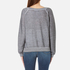 Wildfox Women's Daytime Napper Sommers Sweatshirt - Burnout Heather: Image 3