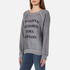 Wildfox Women's Daytime Napper Sommers Sweatshirt - Burnout Heather: Image 2