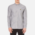 Lyle & Scott Men's Twill Mouline Long Sleeve Shirt - Light Grey Marl: Image 1