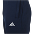 adidas Men's Essential Logo Cuffed Fleece Sweatpants - Navy: Image 3