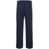 adidas Men's Essential 3 Stripe Fleece Sweatpants - Navy: Image 2
