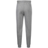 adidas Men's Essential Logo Cuffed Fleece Sweatpants - Grey: Image 2