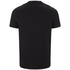 adidas Men's Essential 3 Stripe T-Shirt - Black: Image 2