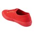 Superga Women's 2750 Cotu Classic Trainers - Red/Gold: Image 4