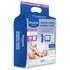 Mustela Diaper Wipes Bundle Pack of 4: Image 1