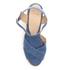 Castaner Women's Blaudell Wedged Espadrille Sandals - Jeans: Image 3