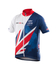 Kalas Kids' Team GB Replica Short Sleeve Jersey: Image 1
