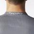 adidas Men's TechFit Climachill T-Shirt - Core Heather: Image 6
