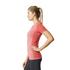 adidas Women's Primeknit Wool Running T-Shirt - Easy Coral: Image 4