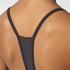 adidas Women's Strappy Low Support Sports Bra - Black: Image 6