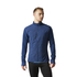 adidas Men's Supernova Storm Running Jacket - Mystery Blue: Image 3