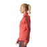 adidas Women's D2M 3 Stripe Track Top - Core Pink: Image 4